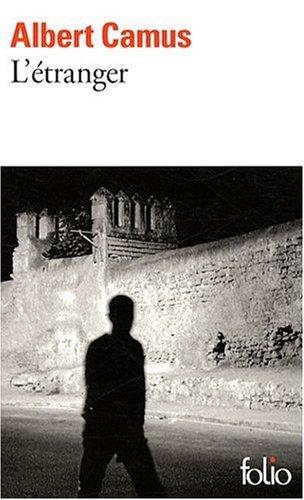 L'étranger par Camus