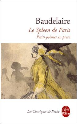 Baudelaire Le spleen de Paris
