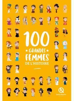 100 grandes femmes de l'Histoire par Wennagel