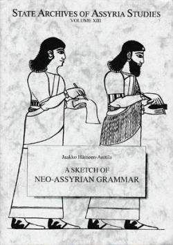 A Sketch of Neo-Assyrian Grammar - Jaako Hämeen-Anttila