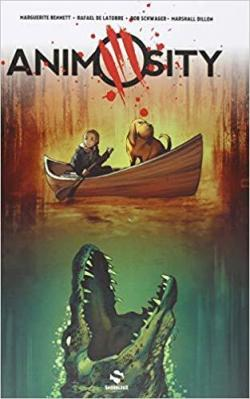 Animosity, tome 2 : Le dragon par Latorre