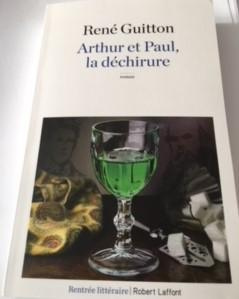Arthur et Paul, la déchirure par Guitton