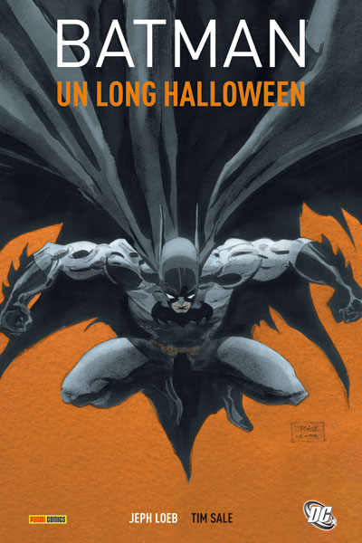 Batman : Un long Halloween par Loeb