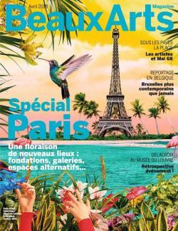 Beaux Arts Magazine, n°406 par  Beaux Arts Magazine