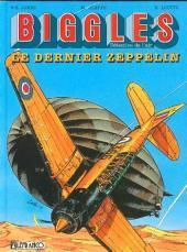 Biggles (Miklo), tome 7 : Le Dernier zeppelin par William Earl Johns