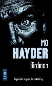 Birdman de Mo Hayder - Editions Pocket