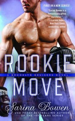 Brooklyn Bruisers, tome 1: Rookie Move par Sarina Bowen