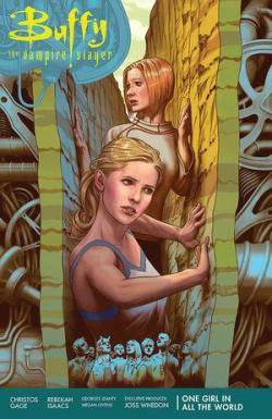 Buffy contre les vampires, Saison 11, tome 2 : One Girl in All the World par Christos N. Gage
