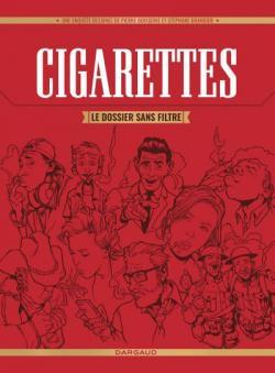 Cigarettes : Le dossier sans filtre par Pierre Boisserie
