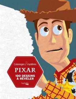 Coloriages Mysteres Pixar Jeremy Mariez Babelio