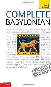 Complete Babylonian par Martin Worthington