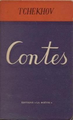 Contes par Anton Tchekhov