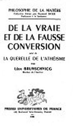 De La Vraie Et De La Fausse Conversion Suivi De La Querelle De L Atheisme Babelio