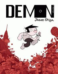 Demon, tome 3 par Jason Shiga