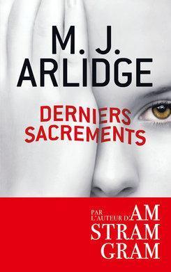 Derniers sacrements par M. J. Arlidge