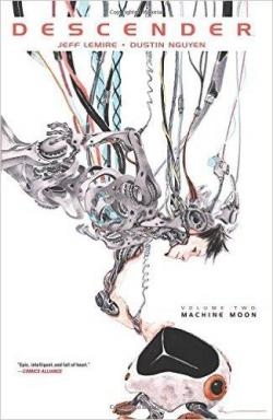 Descender, tome 2 : Lune mécanique par Jeff Lemire
