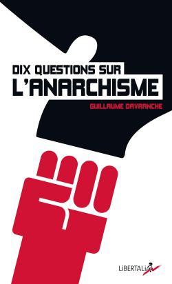 Dix questions sur l'anarchisme par Davranche