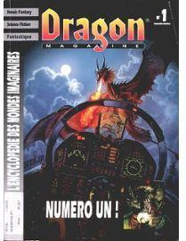 Dragon Magazine, n°1 par  Revue Dragon Magazine