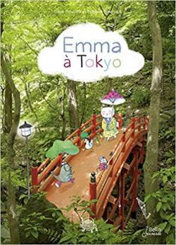 Emma à Tokyo par Claire Frossard