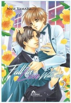 Fall in love with me, tome 2 par Nase Yamato
