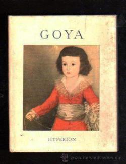 Goya par Henri Dumont