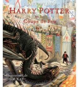 Harry Potter et la Coupe de Feu (album) par J. K. Rowling