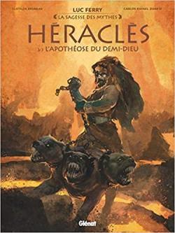Héraclès, tome 3 : L'apothéose du demi-dieu par Ferry