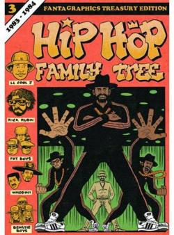 Hip Hop Family Tree, tome 3 : 1983 - 1984 par Ed Piskor