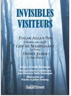 Invisibles visiteurs par Edgar Allan Poe