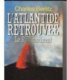 Book's Cover ofL'Atlantide retrouvée. Le Huitième Continent
