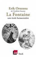 La Fontaine : une école buissonnière