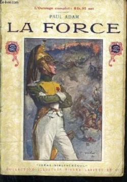 La Force par Paul Adam