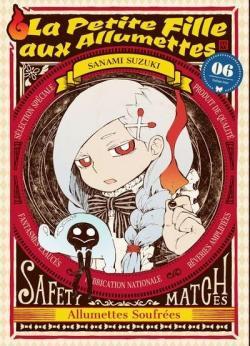 La Petite Fille aux Allumettes, tome 6 par Suzuki
