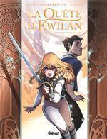 La Quête d'Ewilan (BD), tome 6 : Merwyn Ril'Avalon par Lylian
