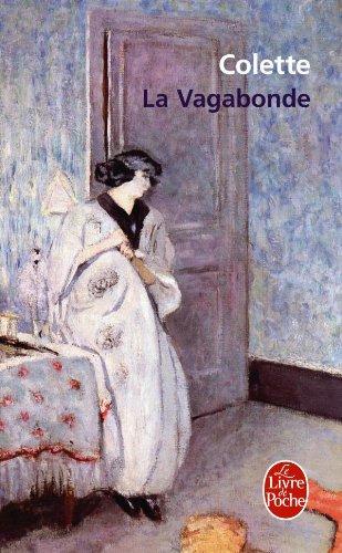 Book's Cover ofLa Vagabonde