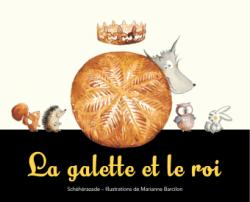 La galette et le roi par Barcilon