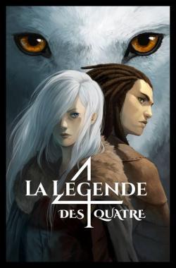 La légende des quatre  - Le clan des loups par O'Donnell