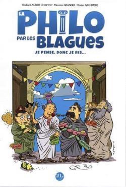 La philo par les blagues par Ondine Lauriot-dit-prévost