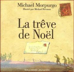 La trêve de Noël par Morpurgo