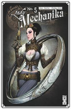Lady Mechanika, tome 5 par Joe Benitez