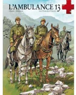L'ambulance 13, tome 7 par Mounier
