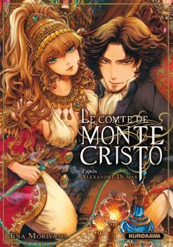 Le comte de Monte Cristo par Moriyama