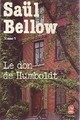 Le don de Humboldt par Saul Bellow