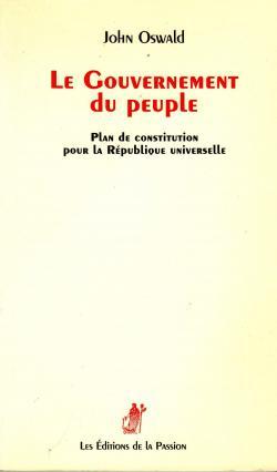 Le Gouvernement Du Peuple Par Le Peuple Pour Le Peuple