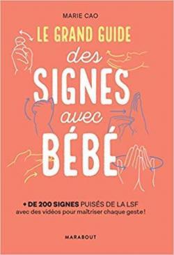 Livre Langue Des Signes Bébé