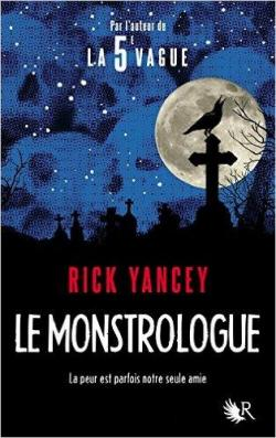 Le monstrologue par Rick Yancey
