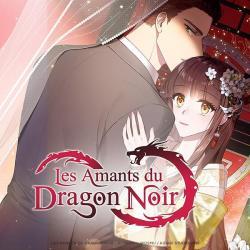 Les amants du dragon noir par Iwon Ju