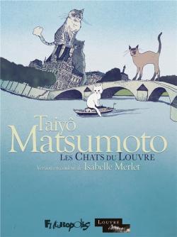 Les chats du Louvre - Intégrale par Taiyou Matsumoto