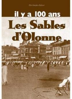Book's Cover ofLes Sables d'Olonne