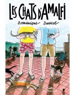 Les chats d\'Amalfi par Dominique Dussol